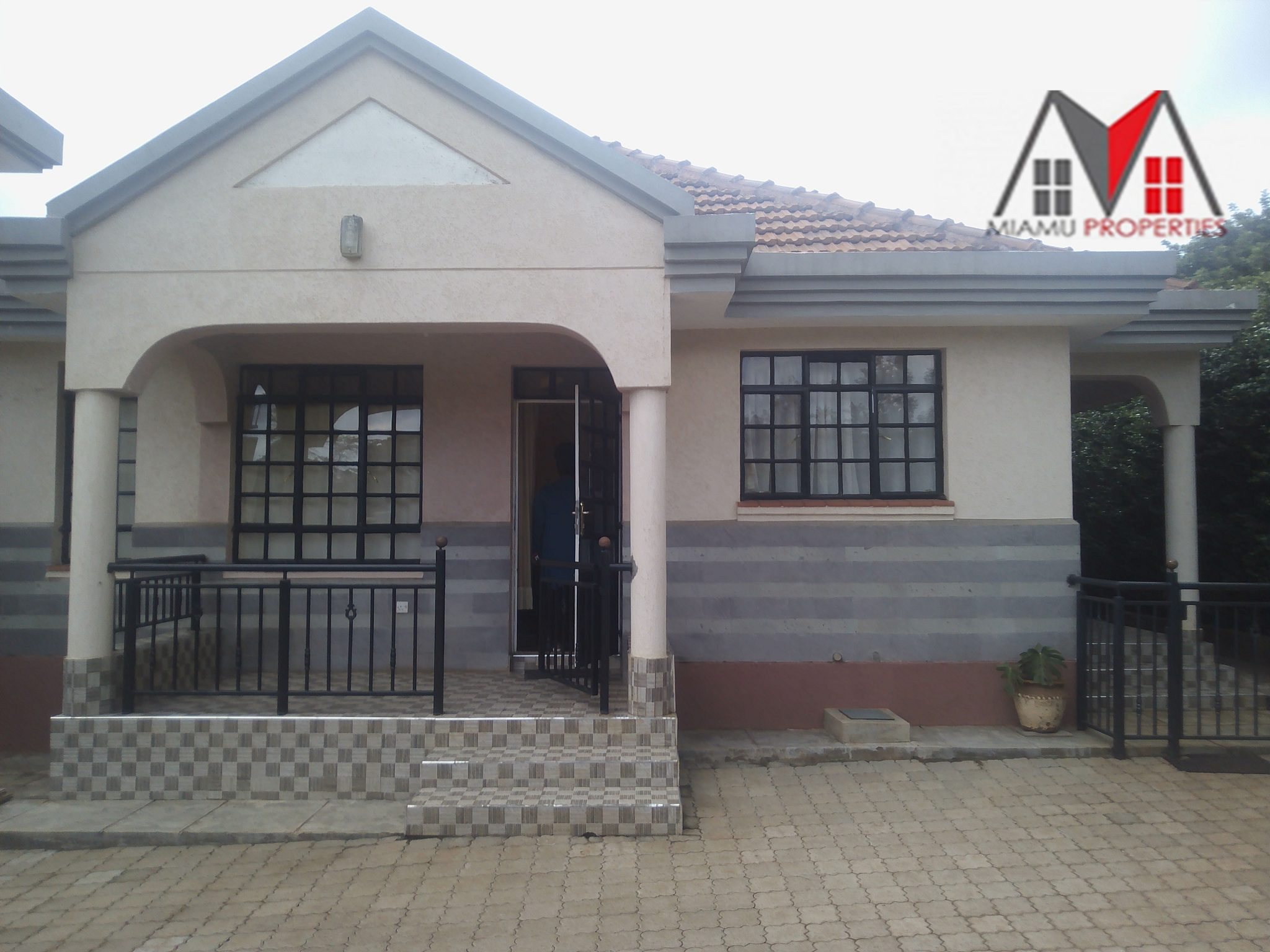 Furnished Two Bedroom Bungalow