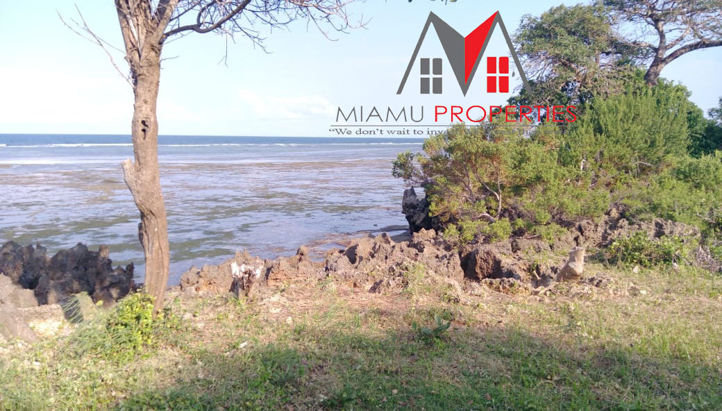 6 Acres Msambweni Beach Plot